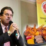«Volvimos eliminados, pero trajimos un pollo asado»: Federación Colombiana de Fútbol