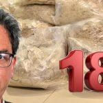 Ministro Carrasquilla propone que pasta de coca también tenga IVA