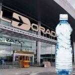 Aeropuerto El Dorado gana premio internacional por vender la botella de agua más cara del planeta