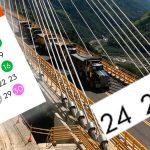 Puente del 25 de diciembre en riesgo por no pasar pruebas de resistencia