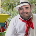 Andrés Marocco, la nueva cara de 'Los puros criollos'