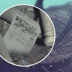 Factura encontrada en el Galeón San José todavía no ha sido pagada por empresa grande