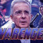 Petición Online para incluir a Uribe en los Avengers ya va en 500.000 firmas