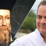 Nostradamus predijo 'quemada' de Germán Vargas Lleras