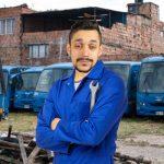 Único mecánico del SITP ofrece disculpas por las demoras