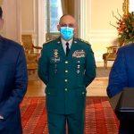 Por error, Duque posesiona a Diego Molano Vega como nuevo Mindefensa
